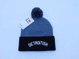 Knitt Detroitish Pum Beane
