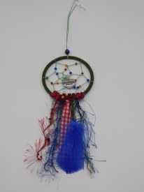 G'ma & G'pa Mini Dreamcatcher
