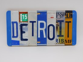 "Word Sign, ""Detroit"""