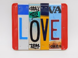 "Word Sign, ""Love"""