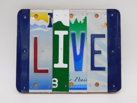 "Word Sign, ""Live"""