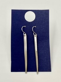 Upcycled Fork Tine Earrings