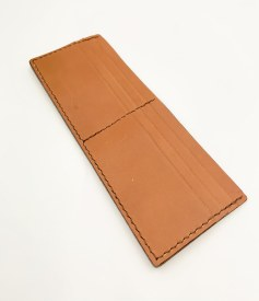 Women's Card Holder Tan/Brown