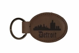 Key Chain Detroit