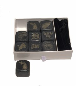 Whiskey Stones 9pc set
