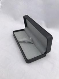 Leather Pen Case - Black