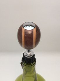 Bottle Stopper-Gear Shifter