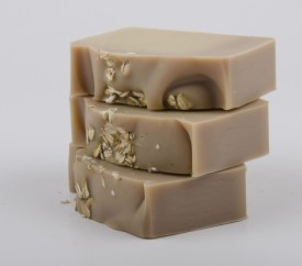 Bar Soap - Oatmeal Milk Honey