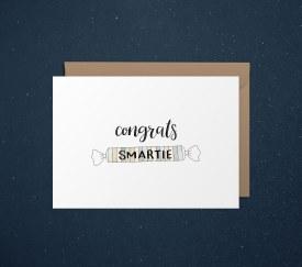 Card Congrats Smartie