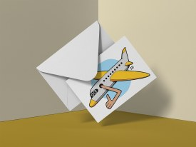 Safe Travels Greeting Card