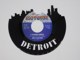 Record Detroit 45