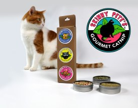 Cat Nip 3 Piece Set Gourmet