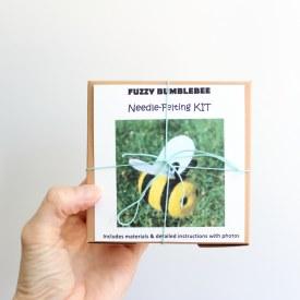 Take & Make a Needle-Felt Bee Kit