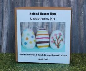Take&Make Needle-Felted Easter Egg Kit