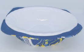 "9.5"" Reversible Microwave Bowl Cozie"