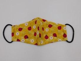 Face Mask Ladybug 6-12yr/old