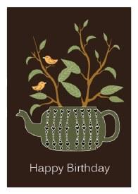 "Birthday Card ""Happy Birthday"""