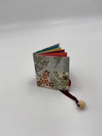 Folding Multicolor Star Ornament