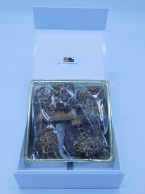 Toffee Half Lb 8oz Cherry Choc