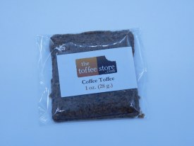 Toffee Single-Coffee