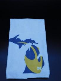 Towel Winged MI