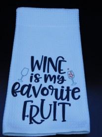 Towel Favorite Fruit