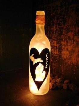 "Bottle Michigan ""Love"""