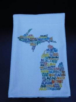 Towel Colorful Mi Cities-roch.