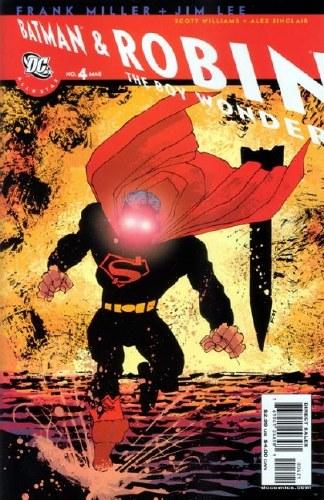 All Star Batman & Robin, The Boy Wonder #4B - Near Mint