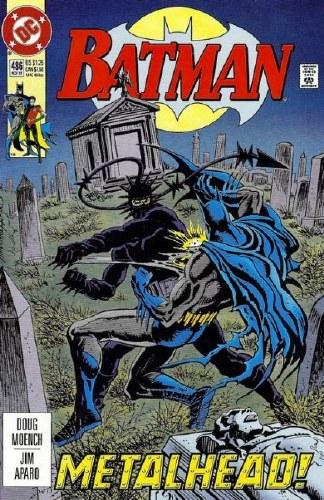 Batman, Vol. 1 #486 - Very Fine+