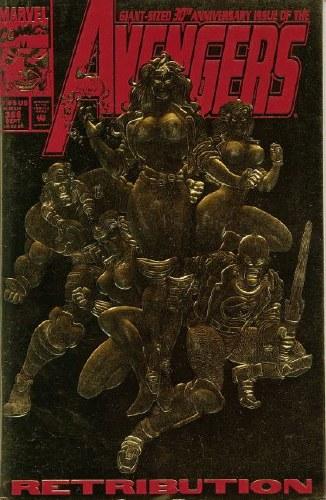 The Avengers, Vol. 1 #366 - Near Mint