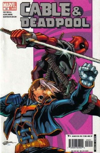 Cable & Deadpool #19 - Near Mint