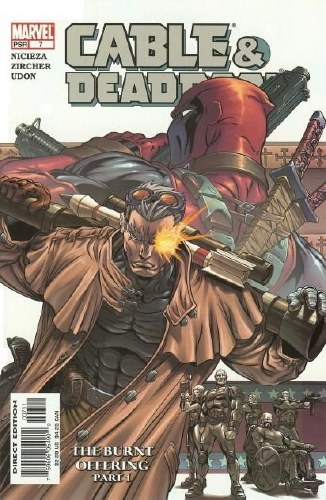 Cable & Deadpool #7 - Near Mint