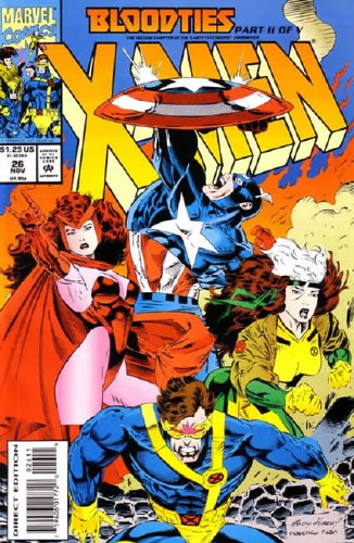 X-Men, Vol. 2 #26A - Near Mint
