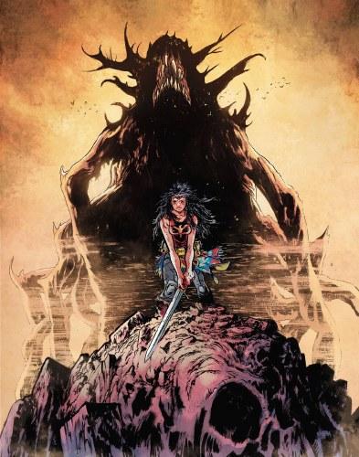 Wonder Woman Dead Earth #1 (Of 4) (Mr)
