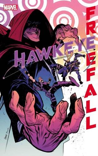 Hawkeye Free Fall #3