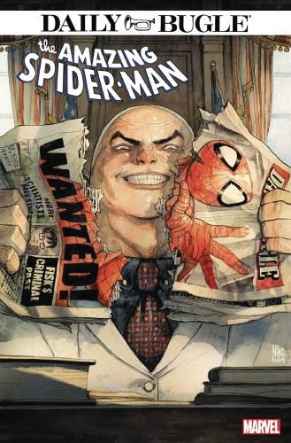 Amazing Spider-Man Daily Bugle #3 (Of 5)