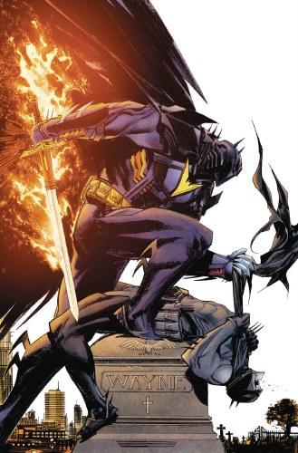 Batman Curse Of The White Knight #8