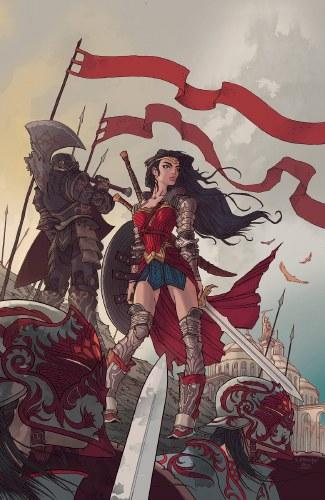 Wonder Woman #754B