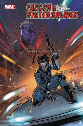 Falcon & Winter Soldier #2 (Of 5) Medina Var