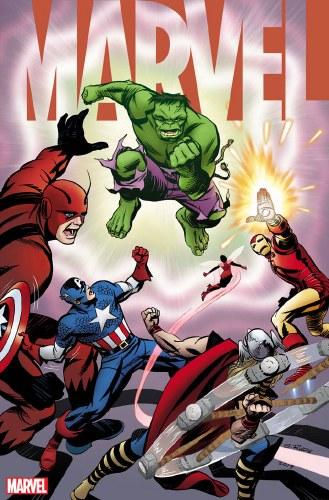 Marvel #1 (Of 6) Rude Var