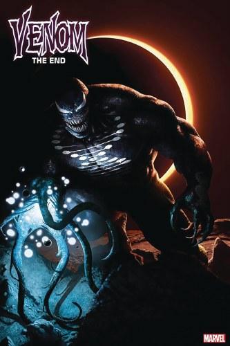 Venom The End #1 Rahzzah Sgn (C: 0-1-2)
