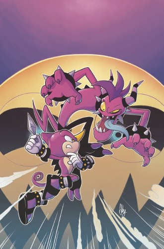 Sonic The Hedgehog #28