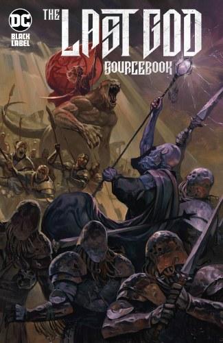 Last God Sourcebook #1