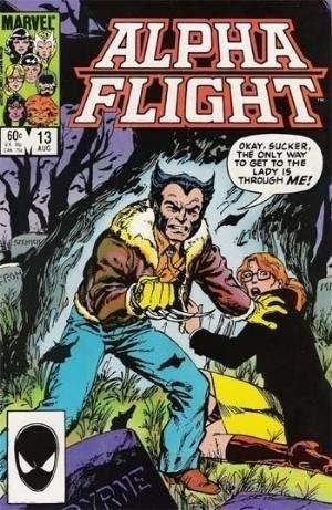 Alpha Flight, Vol. 1 #13 - Near Mint