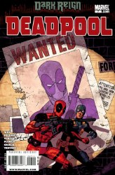 Deadpool, Vol. 3 #7 - Near Mint