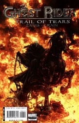 Ghost Rider: Trail of Tears #6 Very Fine