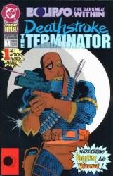 Deathstroke The Terminator Annual #1 - Very Fine