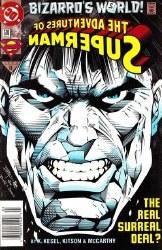 Adventures of Superman #510 - Near Mint