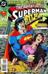 Adventures of Superman #514 - Near Mint